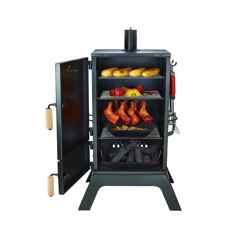 Vertical Smoker Charcoal Grill